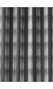 Tissu en Jacquard Effet Quadrillé (Noir)