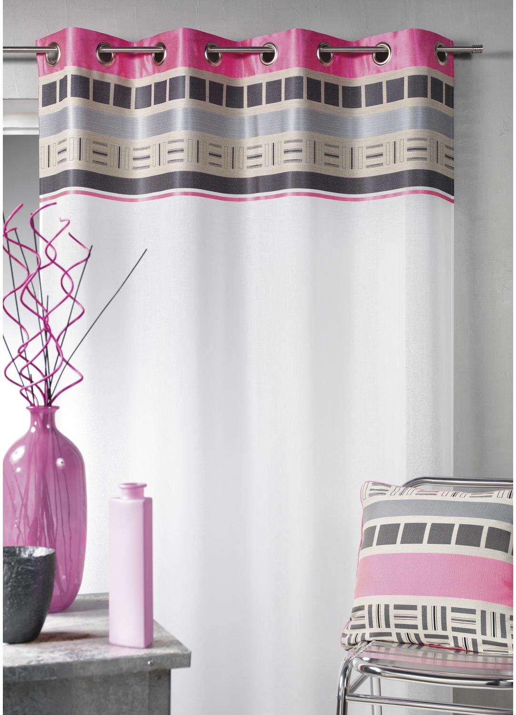 voilage vert tous les objets de d coration sur elle maison. Black Bedroom Furniture Sets. Home Design Ideas