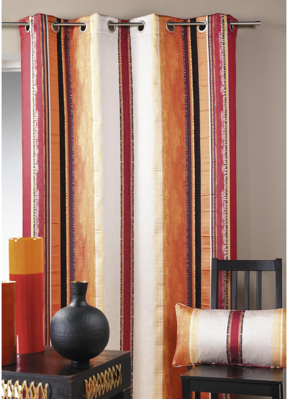 rideaux ethnique tous les objets de d coration sur elle maison. Black Bedroom Furniture Sets. Home Design Ideas
