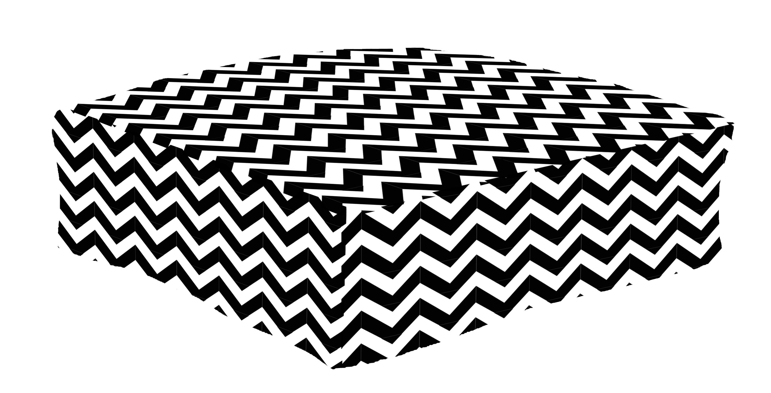 coussin de sol xxl outdoor en microbille imprim chevrons noir blanc homemaison vente en. Black Bedroom Furniture Sets. Home Design Ideas