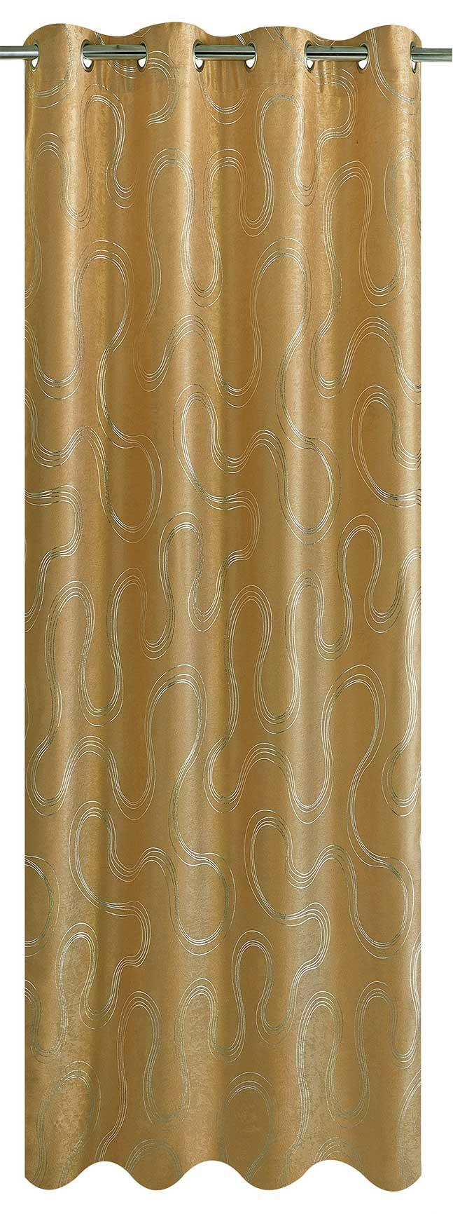 rideau obscurcissant fils argent beige bordeaux taupe gris ecru chocolat. Black Bedroom Furniture Sets. Home Design Ideas