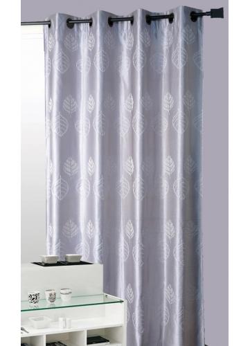 rideau gris tous les objets de d coration sur elle maison. Black Bedroom Furniture Sets. Home Design Ideas
