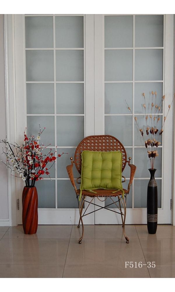 galette de chaise matelass anis anis homemaison vente en ligne galettes de chaises. Black Bedroom Furniture Sets. Home Design Ideas