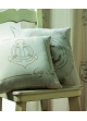 Coussin Ameublement Cap Sud Ancre Navy