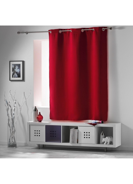 rideau occultant radiateur petite hauteur carmin drag e neige perle ardoise noir. Black Bedroom Furniture Sets. Home Design Ideas