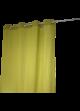 Rideau Coton Uni 'Pipa'  Anis