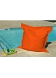 Big Coussin Orange avec Oeillet Orange