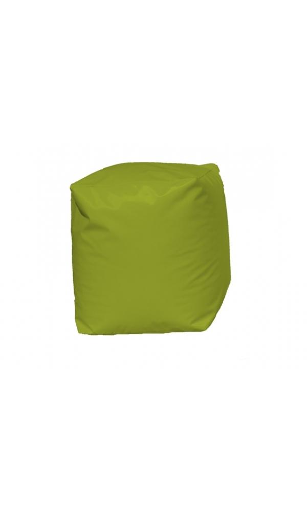 Puff cuadrado verde verde cortina casa venta en for Puff cuadrados