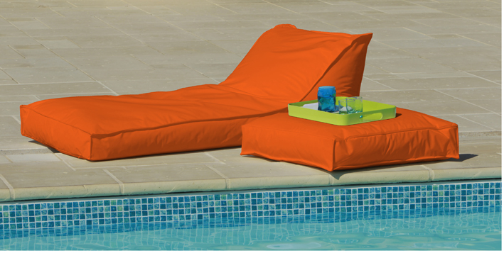 matelas bain de soleil orange orange homemaison vente en ligne bains de soleil microbilles. Black Bedroom Furniture Sets. Home Design Ideas