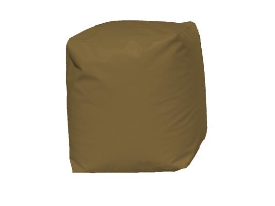 Pouf Cube Camel (Camel)