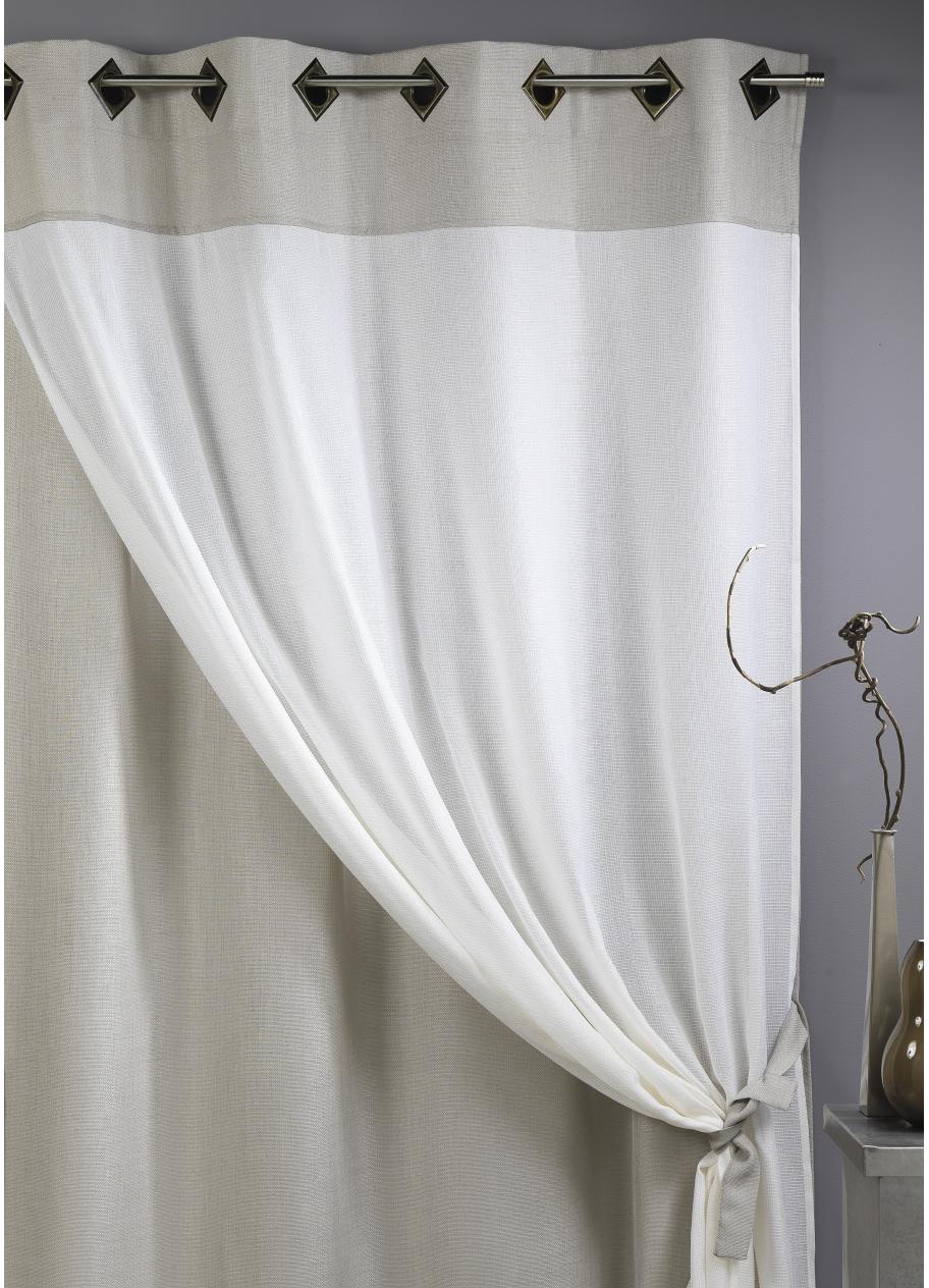 doubles rideaux pas chers 28 images rideaux occultants. Black Bedroom Furniture Sets. Home Design Ideas