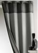 Cortina Bicolor 100 % Ocultante Reversible Gris