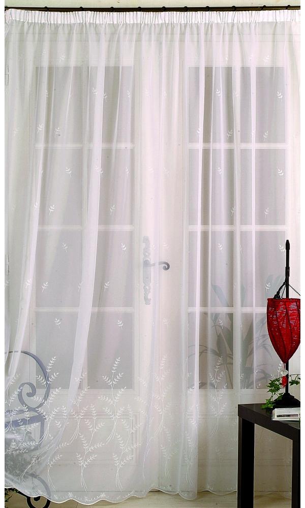 voilages galon fronceur ruflettes vente en ligne de. Black Bedroom Furniture Sets. Home Design Ideas