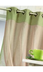 voilage fen tre homemaison rideaux voilages et voilage fen tre. Black Bedroom Furniture Sets. Home Design Ideas
