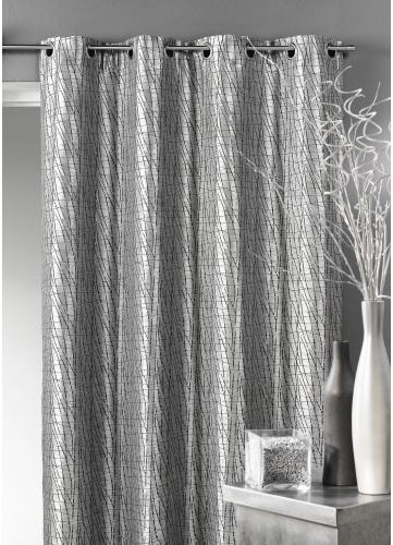 rideaux pr t poser homemaison vente en ligne de rideaux standards pr ts poser. Black Bedroom Furniture Sets. Home Design Ideas