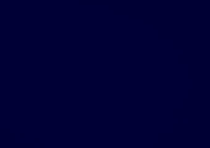 Toile de store banne Dickson col bleu (Bleu)
