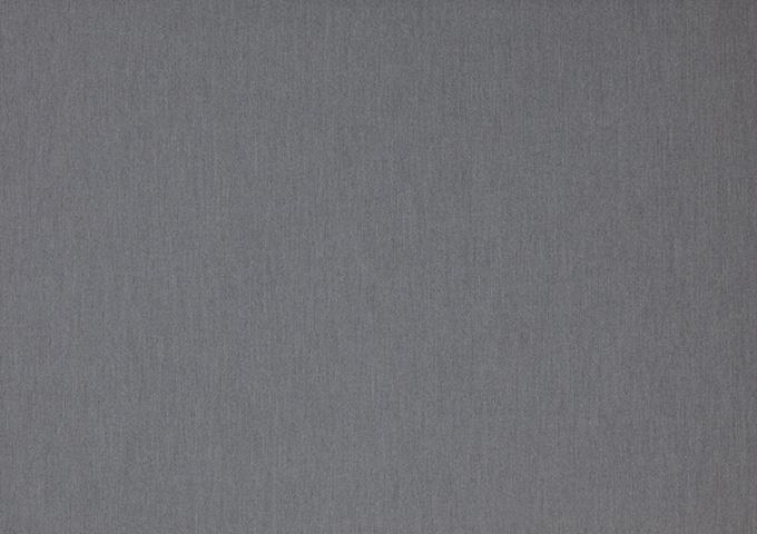 Toile de store banne Dickson col flanelle (gris argent, gris métalisé et nacré)