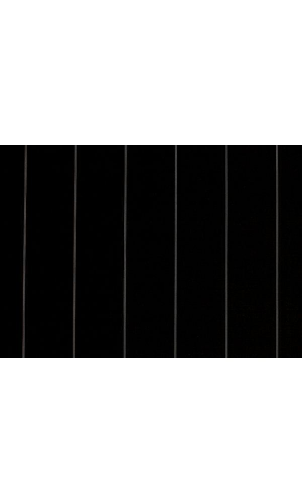 Toile de store banne Dickson col naples noir (Noir)