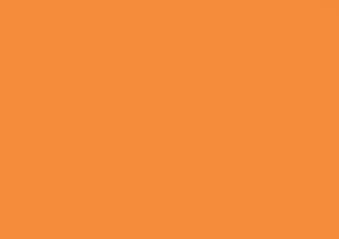 Toile de store banne Dickson col mandarine