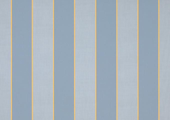 Toile de store banne Dickson col rayure sienne bleu (Bleu Clair)
