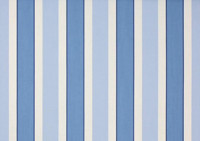 Toile de store banne Dickson col hardelot bleu (Bleu)