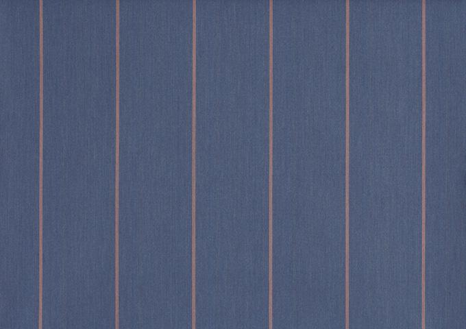 Toile de store banne Dickson col naples bleu (Bleu)