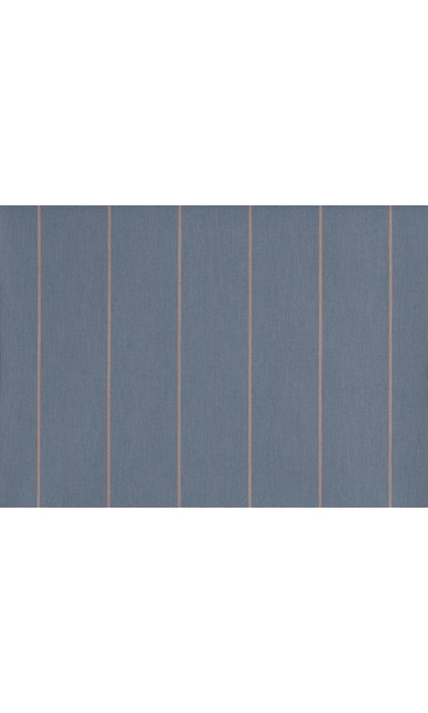 Toile de store banne Dickson col nable gris bleu