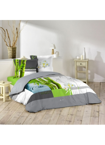 couette zen tous les objets de d coration sur elle maison. Black Bedroom Furniture Sets. Home Design Ideas
