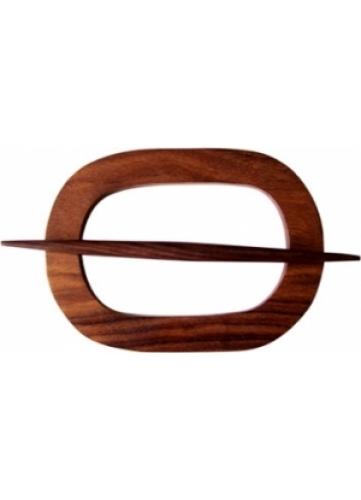 Boucle Déco Ovale