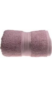 Drap de douche 70 x 140 cm en Coton couleur Mûre
