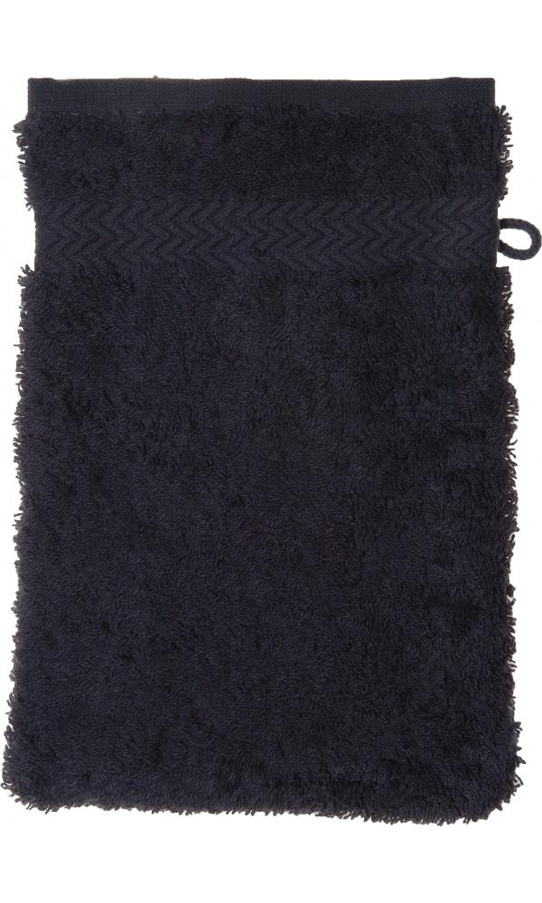 Gant de toilette 16 x 22 cm en Coton couleur Anthracite