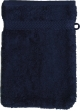 Gant de toilette 16 x 22 cm en Coton couleur Marine Marine