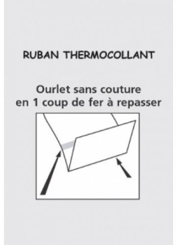 Ruban Thermocollant 3 m x 2 cm