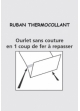 Ruban Thermocollant TRANSPARENT