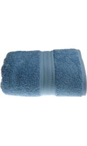 Serviette de toilette 50 x 100 cm en Coton couleur Lavande