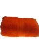 Serviette invitée 30 x 50 cm en Coton couleur Terracota Terracota
