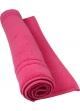 Tapis de bain 50 x 80 cm en Coton couleur Rose indien Rose Indien