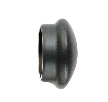 paire d embouts en fer forg noir pour barre 28 mm noir homemaison vente en ligne. Black Bedroom Furniture Sets. Home Design Ideas