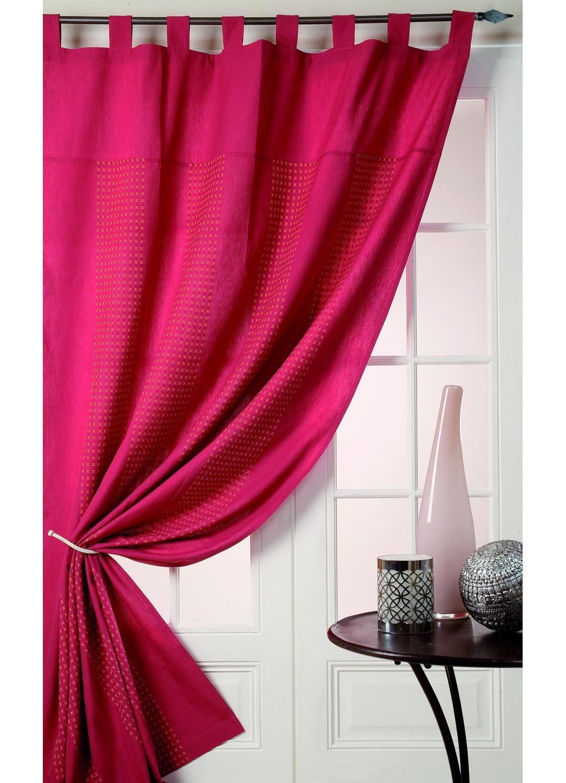 Rideaux Pour Cuisine Rouge Tissu Doux Sheer Tulle Rideaux Pour Chambre Rouge Fleur Fentre