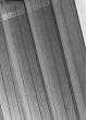 Voilage étamine unie à rayures verticales  Taupe