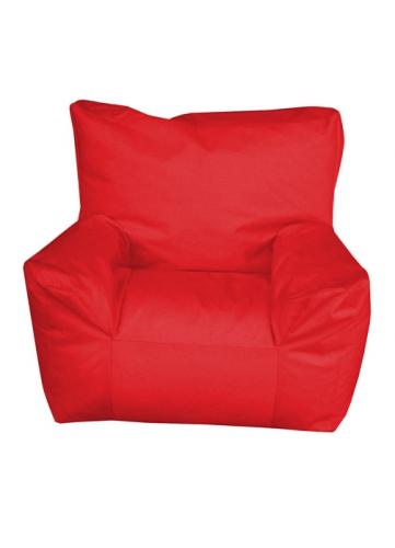 pouf fauteuil enfant rouge rouge homemaison vente en ligne poufs fauteuils enfants. Black Bedroom Furniture Sets. Home Design Ideas