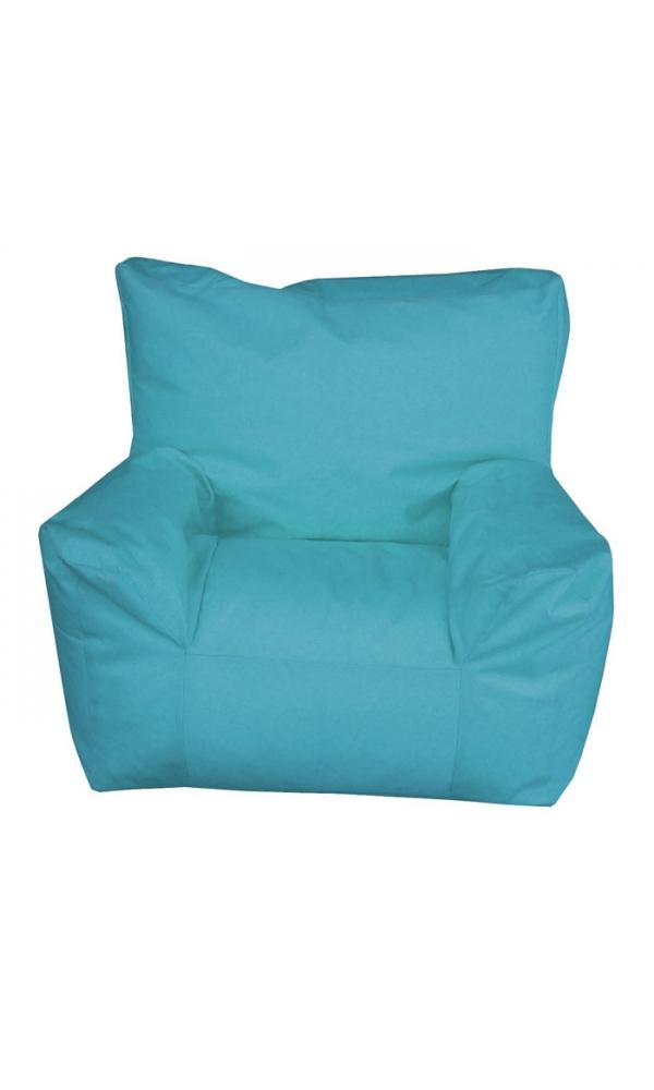pouf fauteuil enfant turquoise turquoise homemaison vente en ligne poufs fauteuils enfants. Black Bedroom Furniture Sets. Home Design Ideas