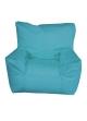 Pouf fauteuil Enfant Turquoise Turquoise