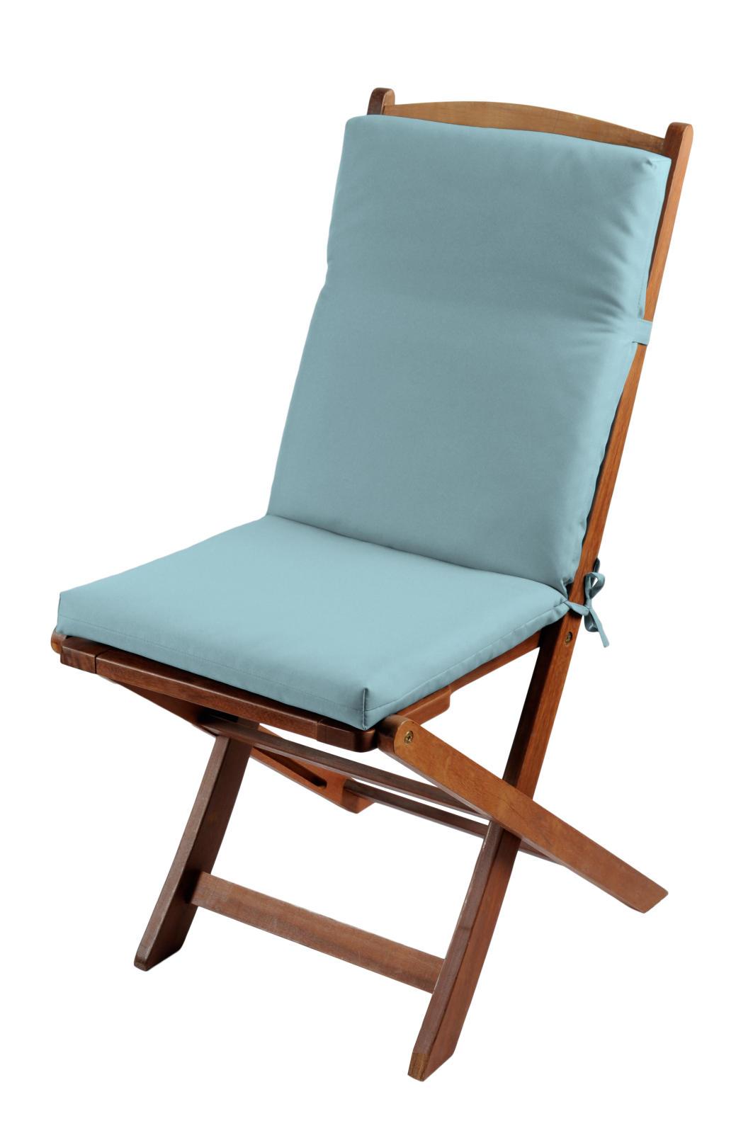 coussin de chaise de jardin imperméable Coussin de Fauteuil Déhoussable et Imperméable (Glacier  coussin de chaise de jardin imperméable