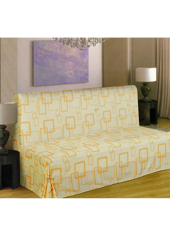 Clic clac orange tous les objets de d coration sur elle for Housse clic clac beige