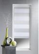 Store Enrouleur Prêt à Poser Rayures Horizontales Blanc