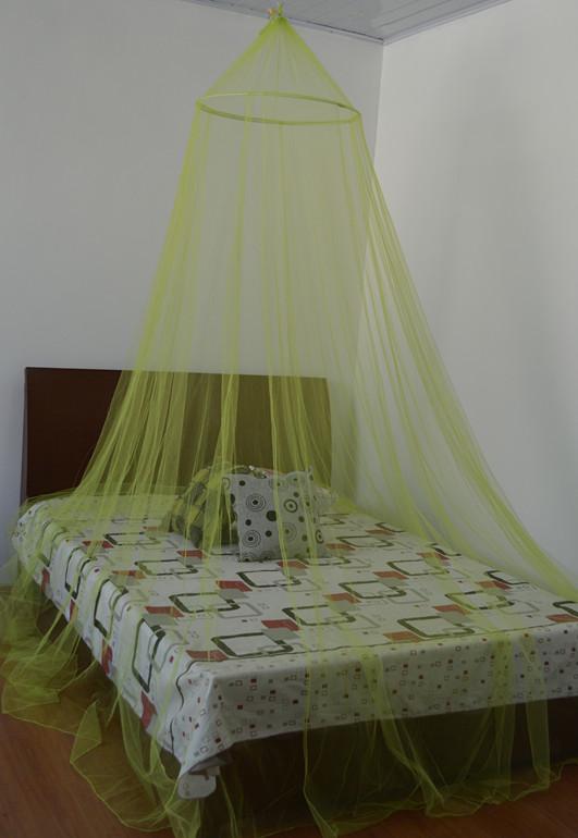 Moustiquaire ciel de lit (Vert)