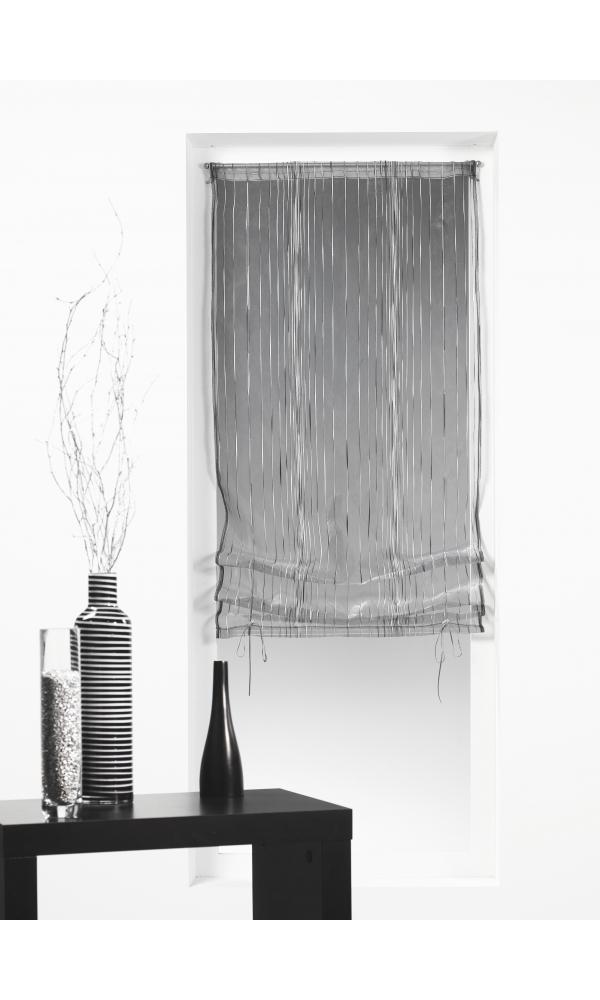 store voilage en organza tiss bouchara gris safran beige orange piment. Black Bedroom Furniture Sets. Home Design Ideas