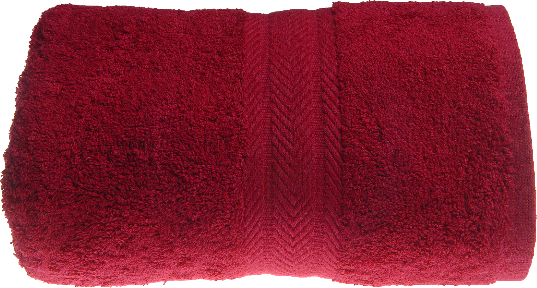 Serviette invitée 30 x 50 cm en Coton couleur Fushia (FUSHIA)