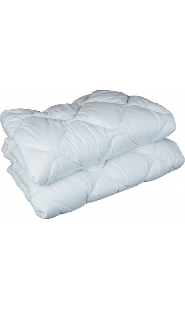 Couette MicroFibre Supersoft COURCHEVEL (Blanc)